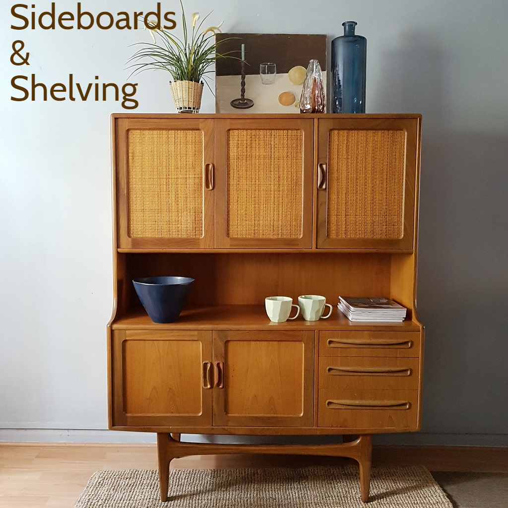 Sideboards and Shelving